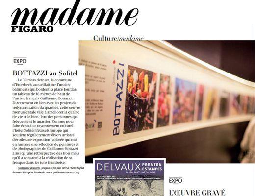 Guillaume Bottazzi / Madame Figaro