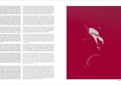 Guillaume Bottazzi / AAL - Arte Al Limite - Numéro 85 - Magazine d'art
