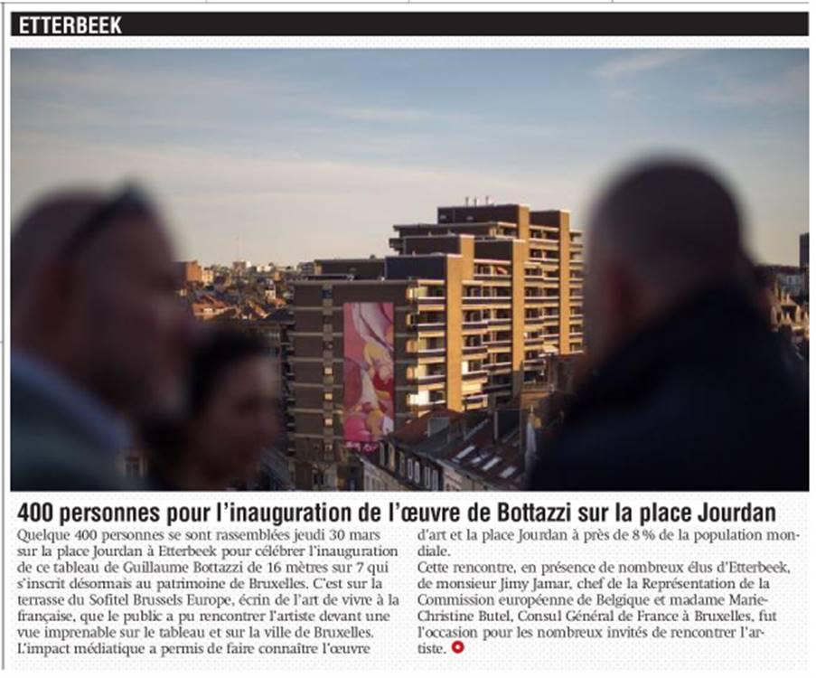 Guillaume Bottazzi / La Capitale