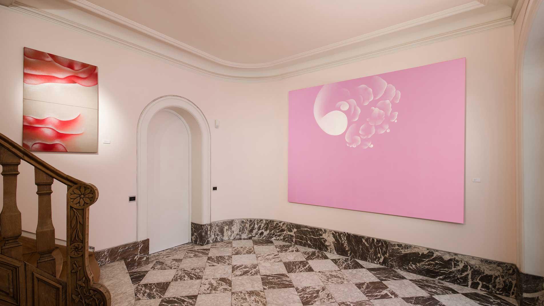 Guillaume Bottazzi - Galerie Artiscope - 2019