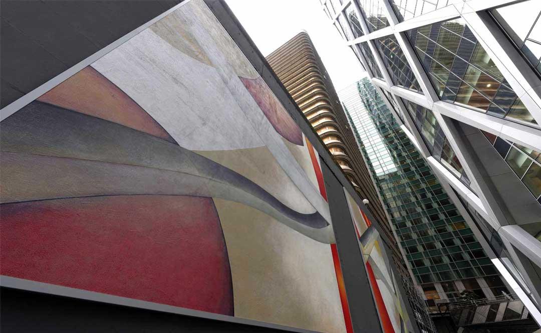 Bottazzi Guillaume, art public, Paris La Defense