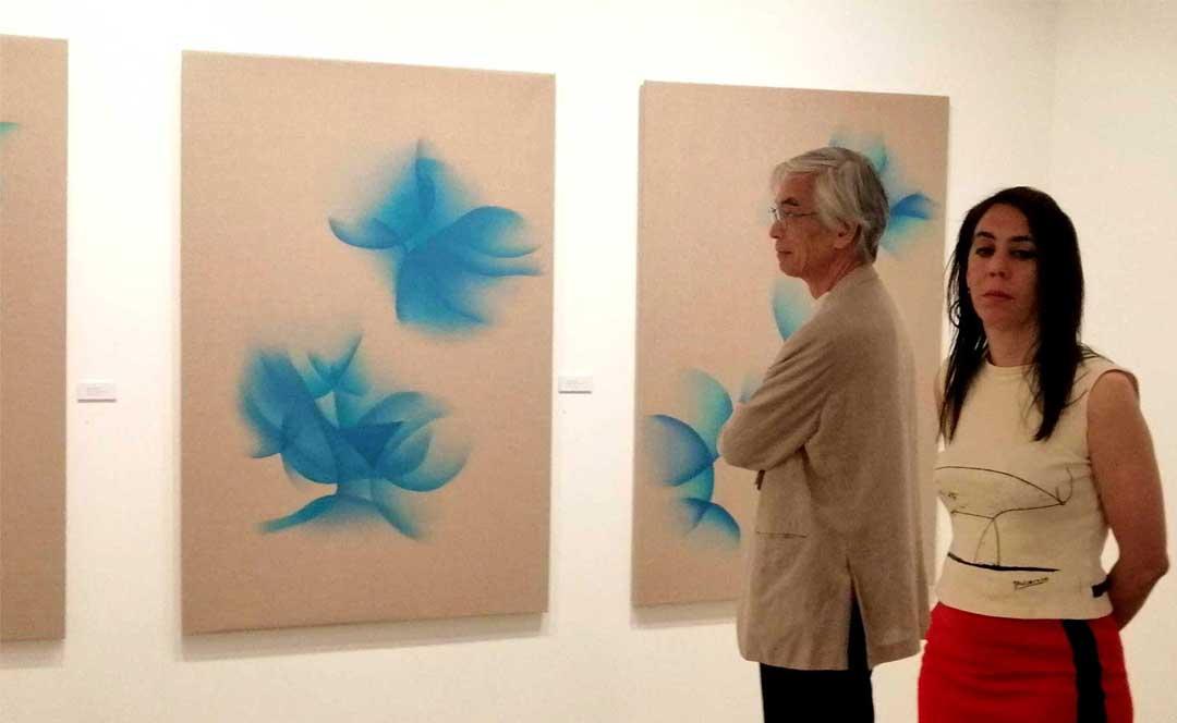 Guillaume Bottazzi - Itsutsuji Gallery, Tokyo 2019