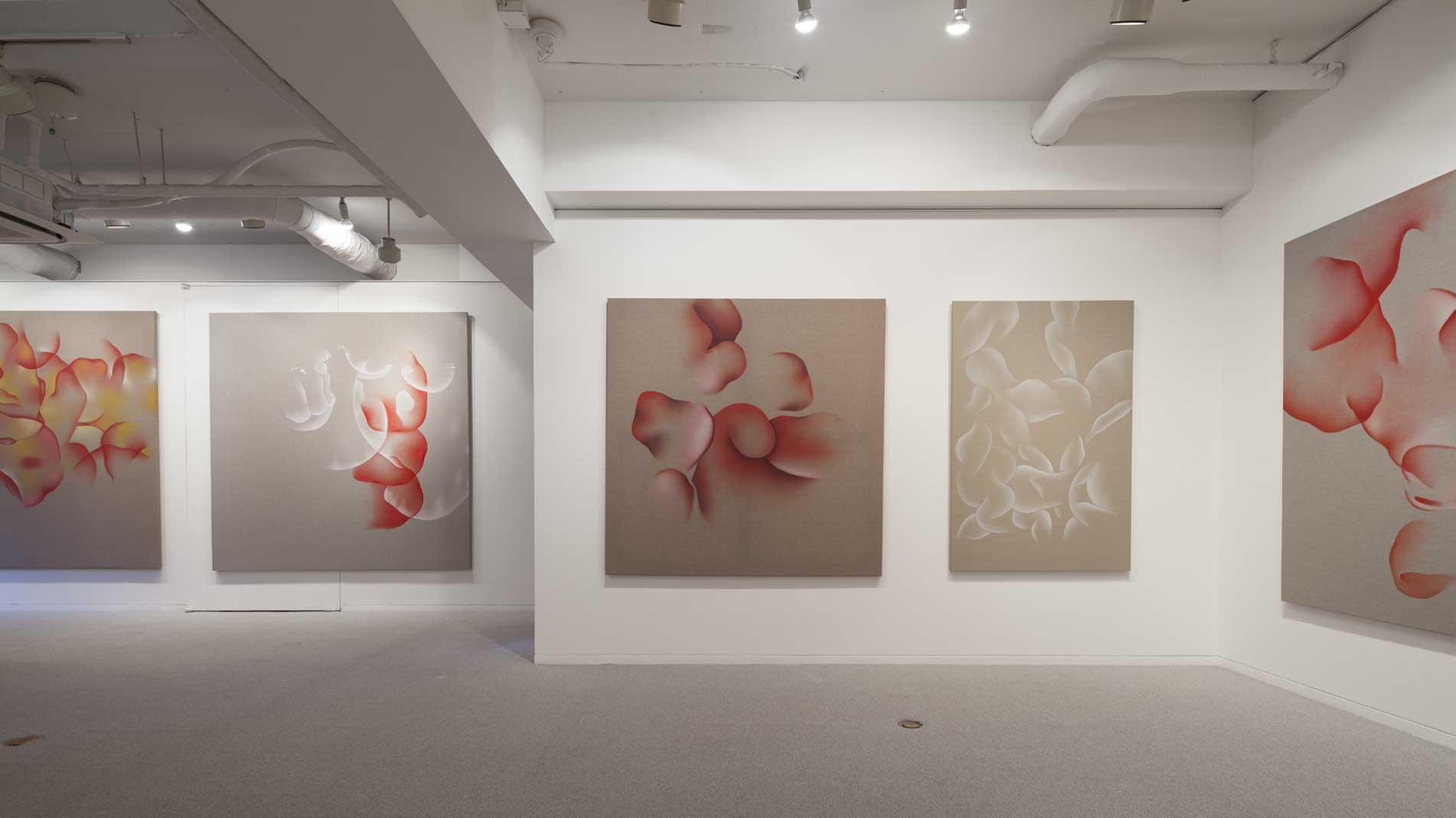 Bottazzi, galerie Itsutsuji, Tokyo, 2013