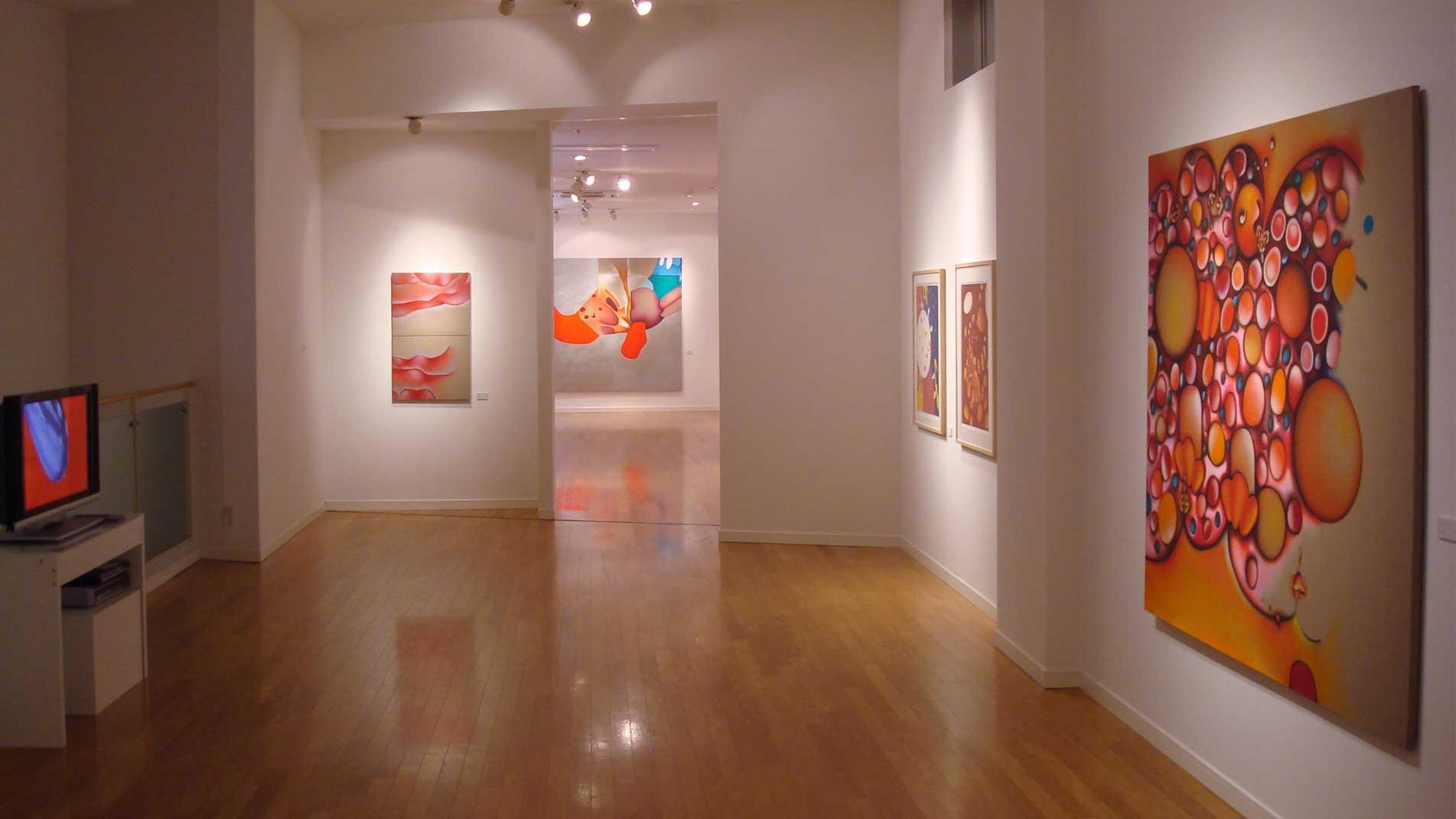 Bottazzi, exposition au musée Miyanomori, Japon, 2011