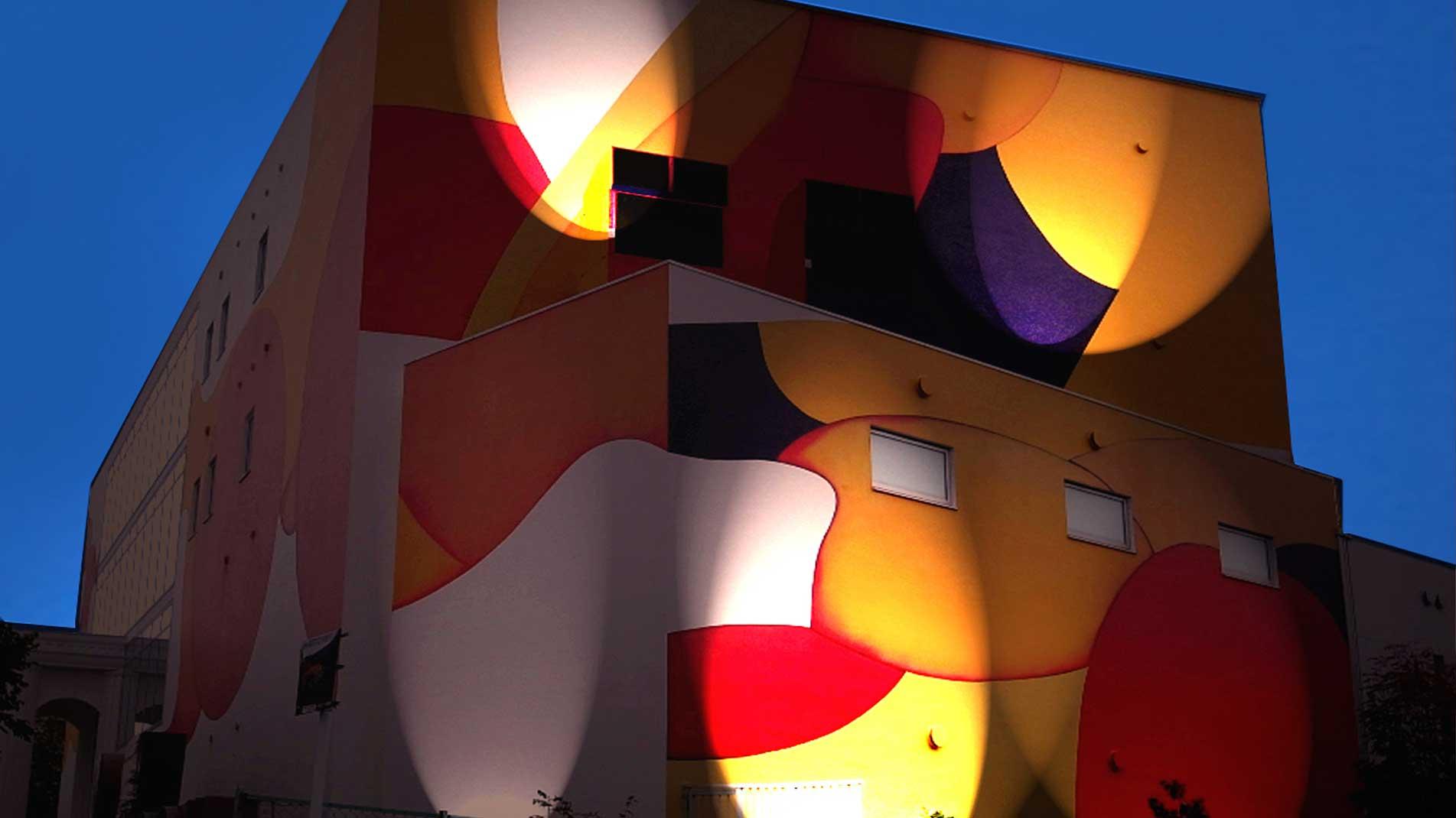 Guillaume Bottazzi, art public au Japon, pour le musée MIMAS