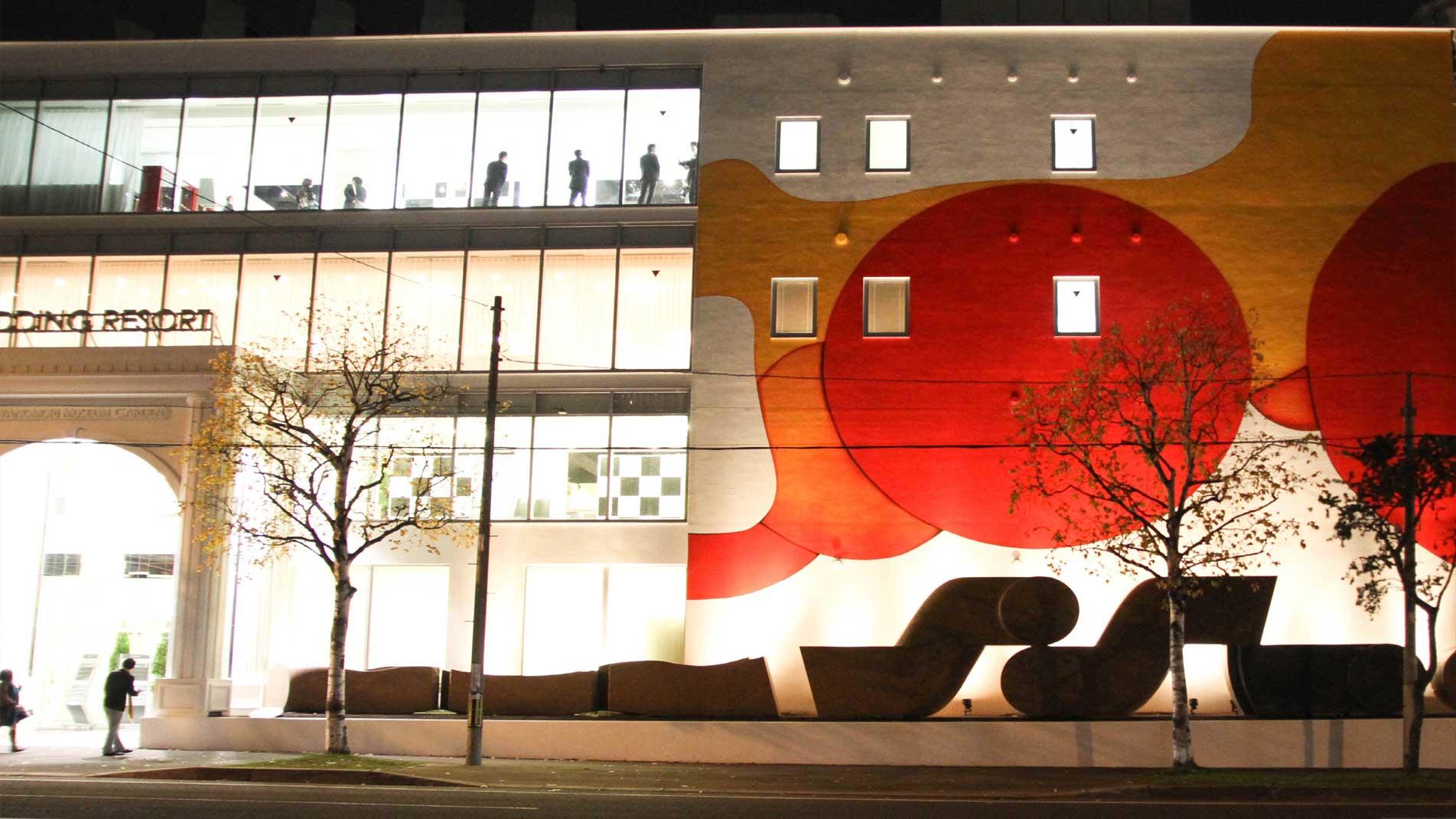 Guillaume Bottazzi, art public, Musée International d'Art Miyanomori, Japon