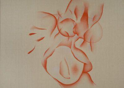 Guillaume Bottazzi - Huile sur toile - 200 x 200 cm - 2012 ©