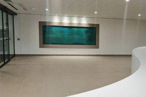 Guillaume Bottazzi, public art, enamels on glass