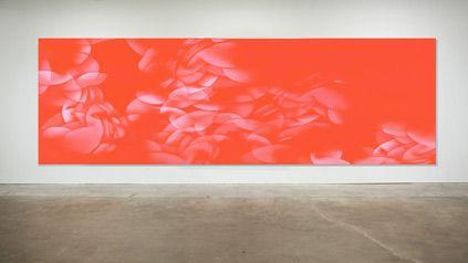 Guillaume Bottazzi, art in situ, émaux