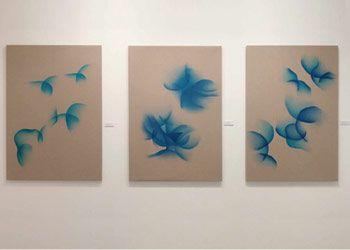 Oeuvre d'art dans l'espace public par l'artiste Guillaume Bottazzi pour le musée Miyanomori au Japon