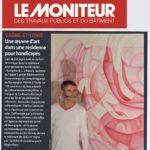 Article au sujet de Guillaume Bottazzi sur le Moniteur des Travaux Publics en 2013