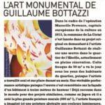 Guillaume Bottazzi on Art et Décoration, French lifestyle magazine