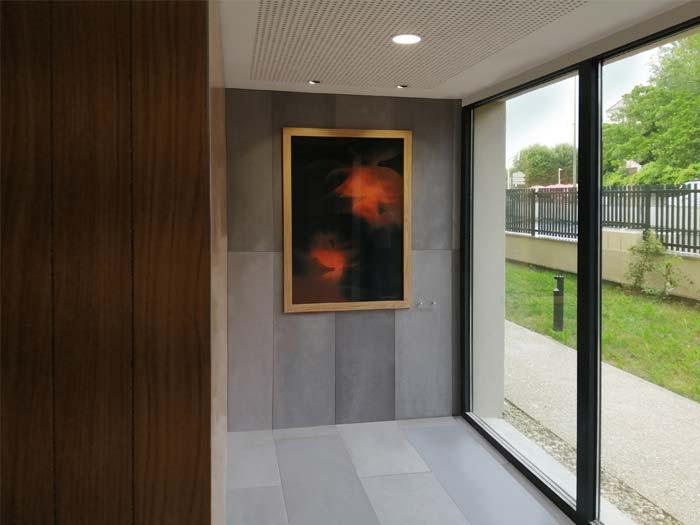 Guillaume Bottazzi, collection permanente, Ile de France, 2020