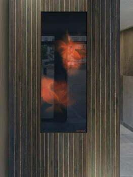 Emaux sur verre de l'artiste Guillaume Bottazzi, à découvrir en Ile-de-France lors des journées européennes du patrimoine