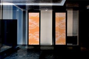 Enamels in Tokyo, artwork by the artist Guillaume Bottazzi