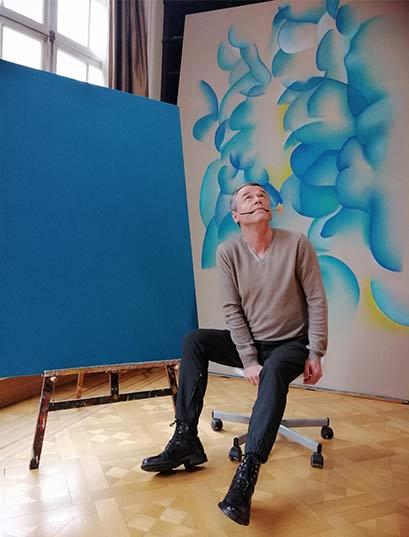Guillaume Bottazzi, portrait